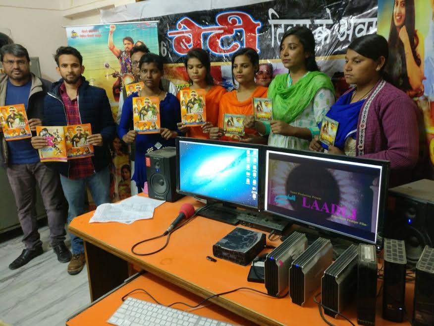 Laadli Promotion